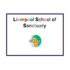 Liverpool School of Sanctuary Logo